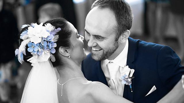 Anita a Tomáš Beganyovi